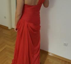 Duga svečana Linea haljina