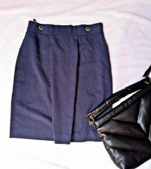 Suknja vintage L/XL