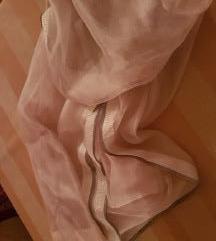 Svijetlo rozi šal-marama