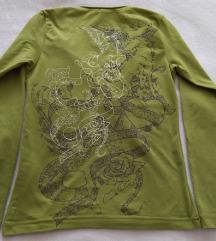 Majica novo zelena