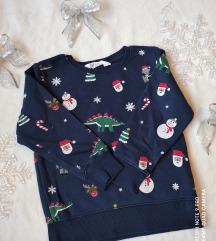 HM božićna deblja majica