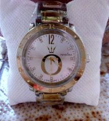 Novi srebrno/zlatni sat