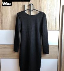 Crna mango haljina