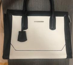 Crno bijela torba