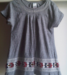 Zara baby proljetna haljina za 18-24 mj.