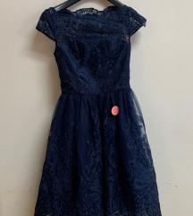 Chi Chi London čipkasta svečana nova haljina