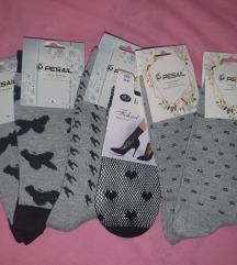 Lot novih čarapa