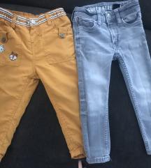 2 para hlačica za dječaka