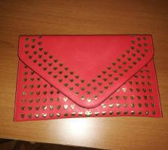 Crvena pismo torba/novo