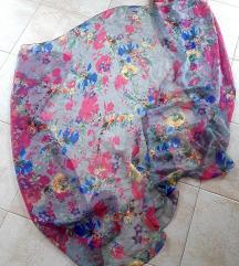 Svilena marama - pareo (ukljucena pt)