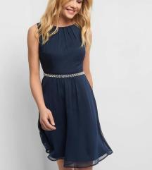 Orsay plava haljina