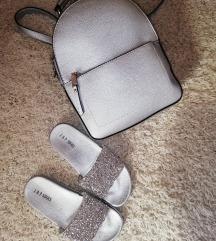 Srebrne papuce