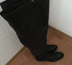 Kozne cizme iznad koljena