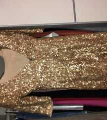Zlatna haljina