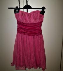 Mala roza haljina