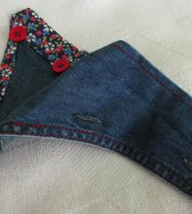 Jeans narukvice i ogrlica