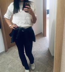 Cisto bijela cipkana🥰 majica