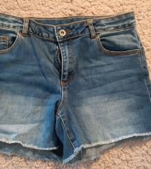 Zara kratke traper hlače, 13-14