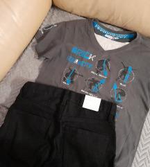 Nove hlače 152 i gratis majica-dečki