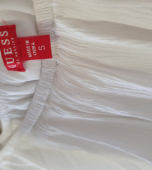 Guess bijela ljetna haljina, veličina S