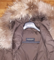 Schneiders Pernata jakna sa krznom