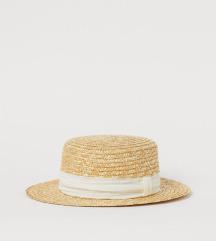 Popularni slamnati ljetni šešir