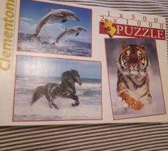 Clementoni puzzle