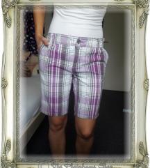 Ljubičaste kratke hlače - VANS, vel. S (36)