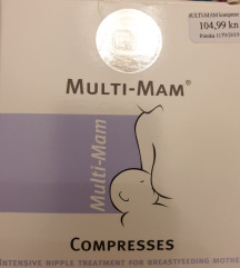 Multi mam komprese