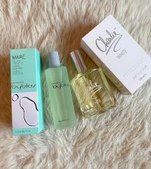 2 parfema-Revlon i Elementi di byblos