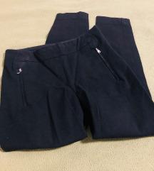 H&M uske crne tajice hlače