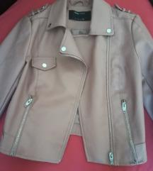 biker roza jakna