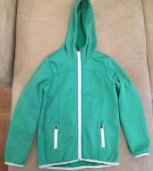 Zelena jakna za dečka 9-10 godina