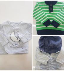 Deblje majice za dječaka