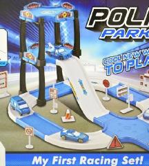 Policijska staza