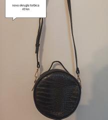 Nova okrugla torbica