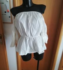 Off shoulder bluza- PT uključena