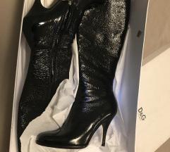 Nove kozne cizme D&G
