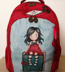 Gorjuss Santoro školski ruksak na kotačima