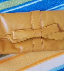 Žuta pismo torba