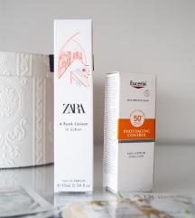 ZARA parfem + testeri