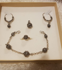 Set starodalmatinskog nakita (botuni)
