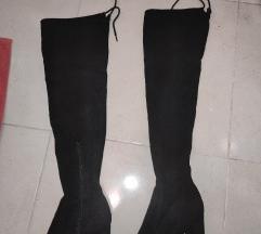 Crne duge čizme