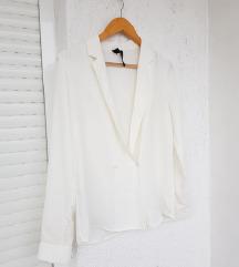 MANGO bijela košulja / sako