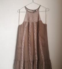 Zavodljiva svilena haljinica