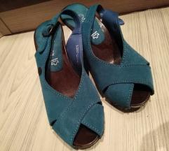 S'oliver kožne sandale br. 38
