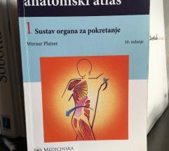 Priručni anatomski atlas