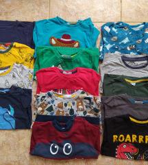 Lot odjece za djecake