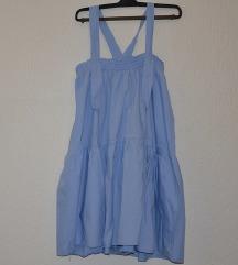 Atraktivna baby blue haljina