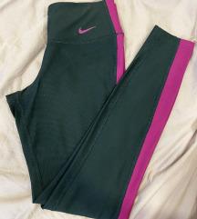 Nike dri-fit crne tajice